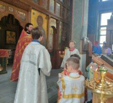 Детская литургия